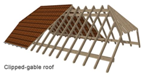 Clipped Hip Roof Design A Roof On Your Own With The Architecture Software
