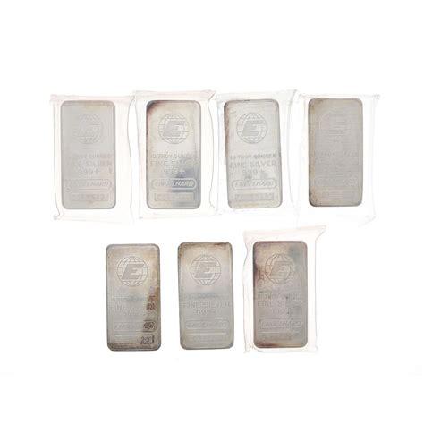 10 troy ounce silver bar price bullion 1 engelhard 10 troy ounce 999 silver bar