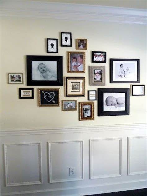 picture gallery ideas 190 best images about wall ideas on border