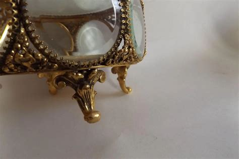 7 Most Interesting Vintage Inspired Accessories by Vintage Stylebuilt Accessories Filigree Jewelry Casket