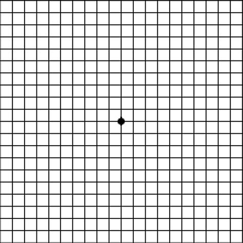 pattern eye test macular degeneration age related causes types