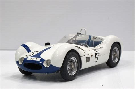 maserati model car sold model car 1 x maserati tipo 61 birdcage 1960 1 18