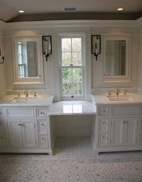 vanity ideas traditional bathroom toby leary