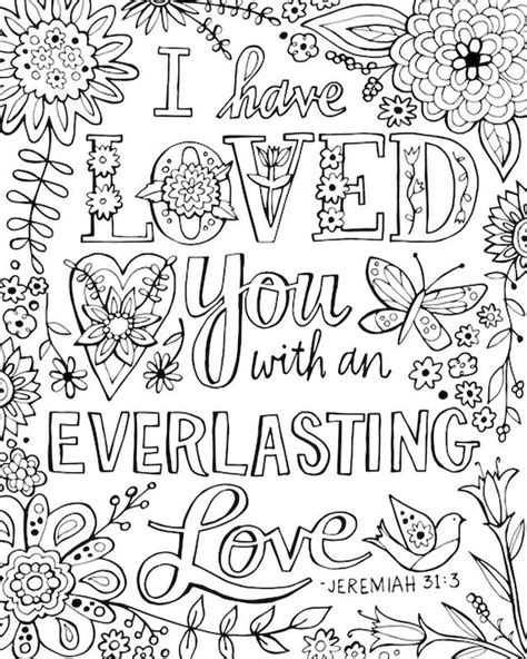 bible coloring pages love 206 best images about adult scripture coloring pages on
