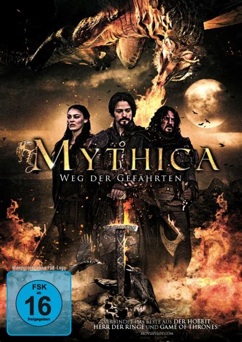 Mythica A Quest For Heroes 2014 Full Movie دانلود فیلم خارجی Mythica A Quest For Heroes 2015