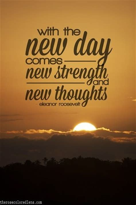 new day quotes bright new day quotes quotesgram