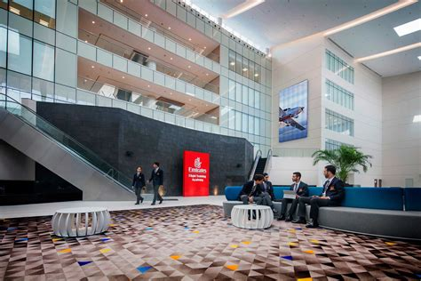 design arts seminars emirates flight training academy interior design art