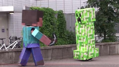 Jeux De Minecraft 2280 by Minecraft Steve Tente De Survivre Dans Le Monde R 233 El