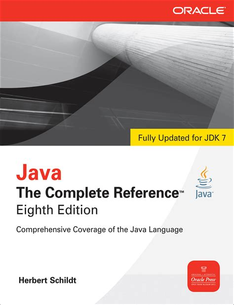 java reference book user java complete reference 8th edition by