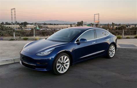 tesla model 3 exclusive insideevs tesla model 3 test drive review