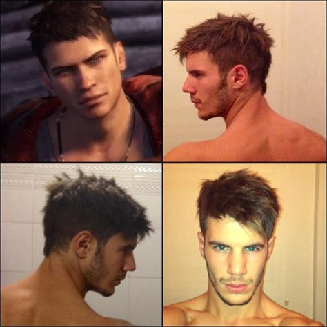 Dante Dmc Hairstyle | dante dmc 5 hairstyle by gnefilim on deviantart