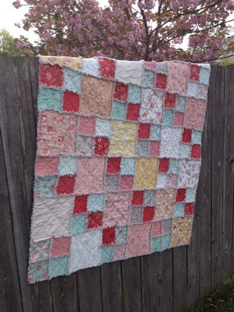 Free Rag Quilt Pattern by Layer Cake Rag By Hsdesigns Quilting Pattern