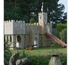 Big Backyard Playsets The Castle Fortress Playset Marquette Turner Luxury Homes