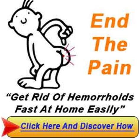 how to get rid of hemorrhoids fast at home 7 proven ways
