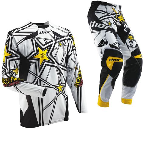 rockstar energy motocross gear thor 2013 core s13 rockstar energy mx enduro motocross