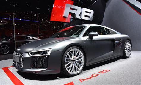 Audi R8 Preise Neu by 2016 Audi R8 Uk Pricing Announced