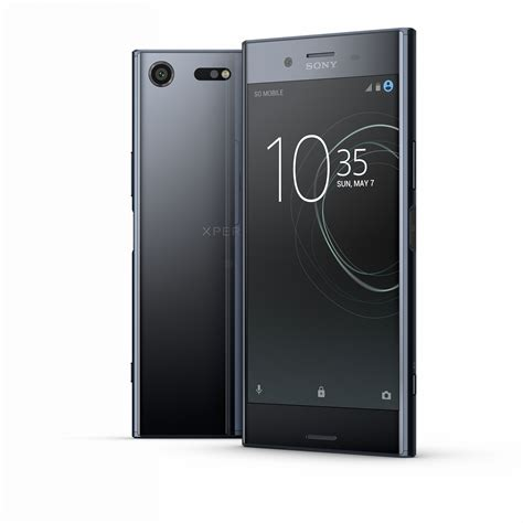 sony unveils xperia zx premium with 4k display snapdragon 835