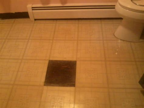 bathroom subfloor is wet doityourself com community forums