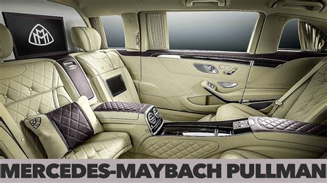 maybach interni mercedes maybach s600 pullman interior design atlantic