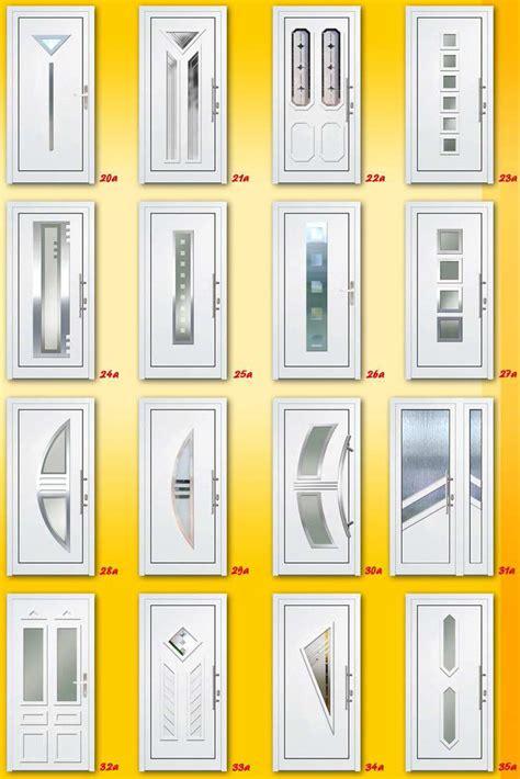 haustueren kunststoff kunststoff haust 252 ren konior design