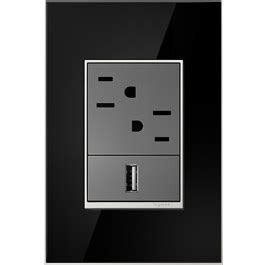 modern wall outlets the adorne 174 collection by legrand legrand