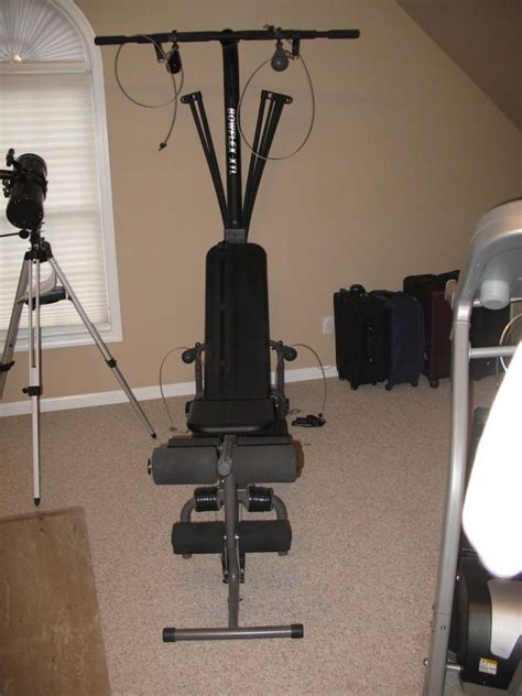 bowflex power pro for sale classifieds