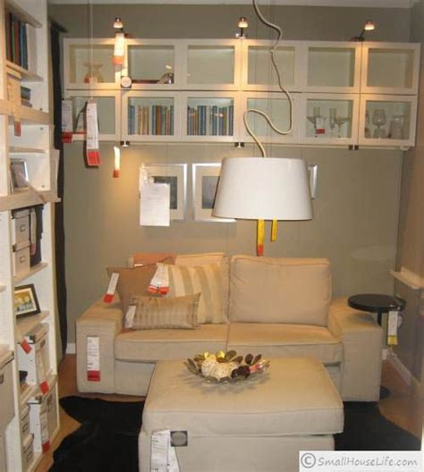 ikea living in small space ikea small house 376 square feet