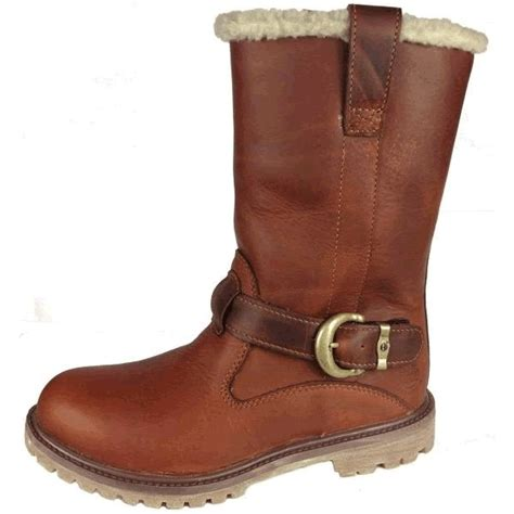 timberland nellie 8301r s brown forty leather boots