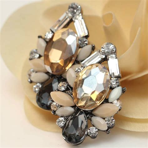 how to make metal sted jewelry s fashion earrings new arrival brand sweet metal