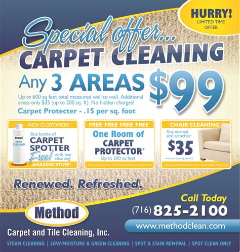 carpet cleaning buffalo blog new carpet cleaning flyer