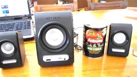 Speaker Quatro V sonicgear quatro v speaker review