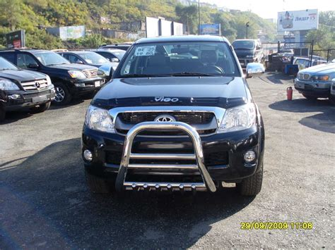 Toyota 2009 For Sale 2009 Toyota Hilux Up For Sale 2 5 Diesel Manual