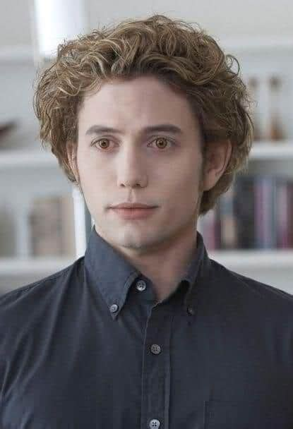 Twilight Hairstyles by Jackson Rathbone And Jasper Hale Hairstyles Cool S Hair