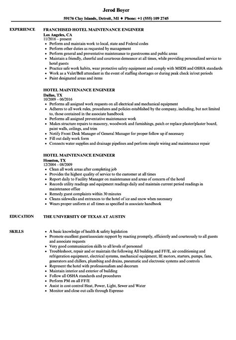charming resume template canada in hospitality resume examples job