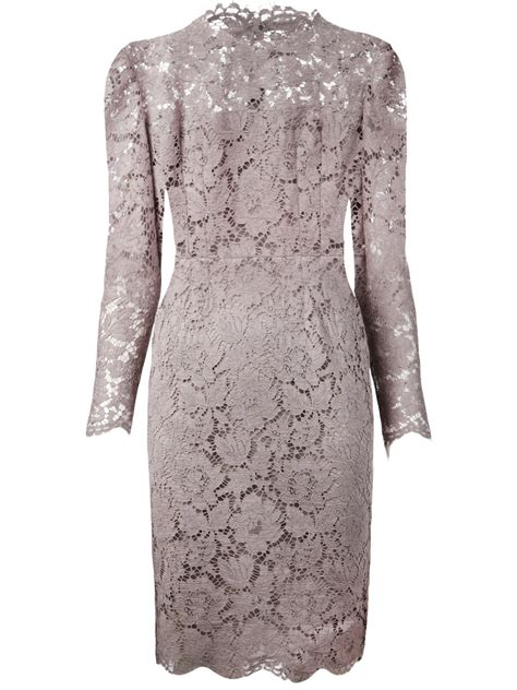 Dress Lace Grey the gallery for gt grey lace dresses