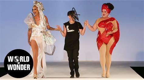 La Fashion Week Day 1 by Marcomarcoshow Collection Six 1 2 La Style Fashion Week