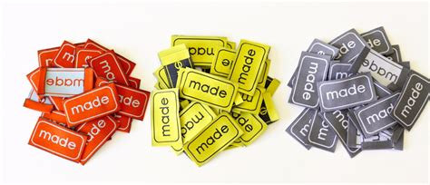 Labels For Handmade Clothes - custom woven clothing labels made everyday
