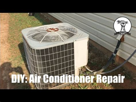 air conditioner fan not spinning diy air conditioner fan not spinning blowing warm air