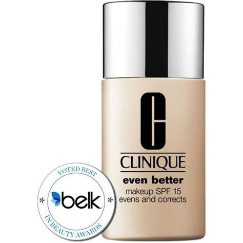clinique even better foundation buff 12 best images about foundation shades on halo