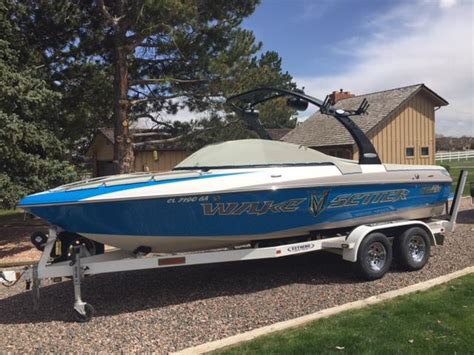 malibu boats trailer hitch cover 2006 malibu wakesetter vlx for sale in littleton colorado
