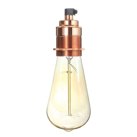 Pendant Light Bulb Socket E27 E26 Base Vintage Edison Thread L Bulb Pendant Light Holder Socket Fixture Alex Nld