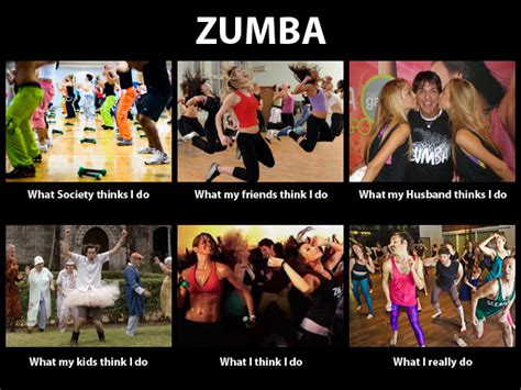 Zumba Meme - pin by jay walin on what people think i do pinterest