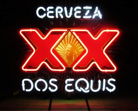 dos equis bar light 73 best images about breweriana lighted bar signs on