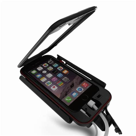 waterproof motorcycle phone holder phone stand support