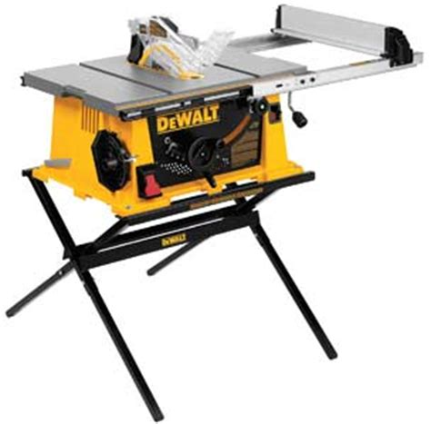 Best Jobsite Table Saw by Dewalt Dw744x 10 Inch Site Table Saw With 24 1 2 Inch