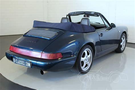 Porsche 911 964 Kaufen by Porsche 964 2 Cabriolet 1991 Zum Kauf Bei Erclassics