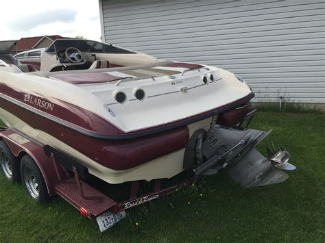 larson lxi boats for sale larson 226 lxi boat for sale from usa