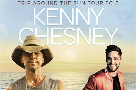 kenny chesney suns out guns out at kc tmzcom kenny chesney announces 2018 tour plans with thomas rhett