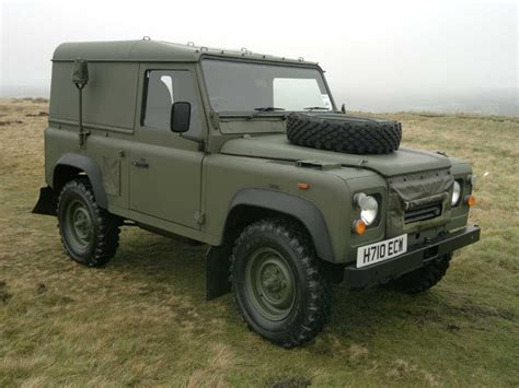 Raf Land Rover Search Cool 4x4