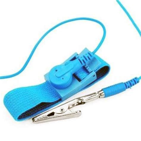 Anti Static Wrist Strap Grounding Electricity Discharge ESD Band Bracelet   eBay